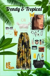 Fashion Trend 2020: Tropical Prints