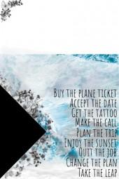 buy the plane ticket