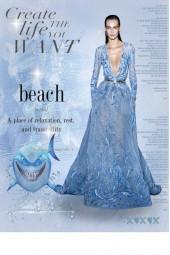 *Blue sea *