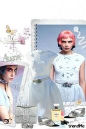 inspirirana Chanel haljinom