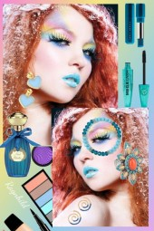 Art with Makeup and Jewelry