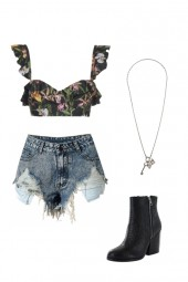 Athena's clothes