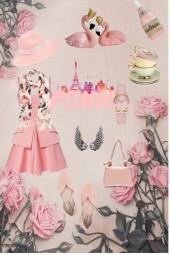 Sprinkle of pink