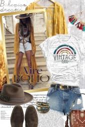 Vintage Boho
