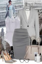 Classy & Fabulous Monochrome