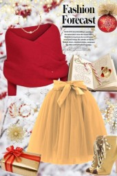 Christmas Fashion Forecast