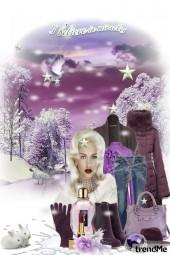 Elegantna zimska kombinacija za svaki dan