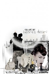 You are my hearts desire