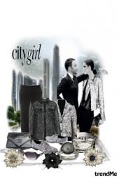 City girl kombinacija za Sanju!