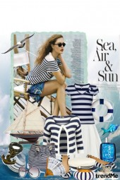 Sea, air and sun...