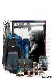 Schoolgirls love fashion