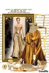 Bottega Veneta golden dreams