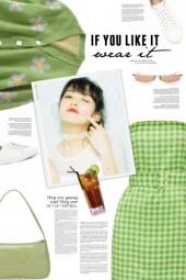 #10 ▲ Green Vibe