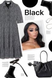#11 ▲ Back to black