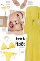 #15 ▲ BEACH PLEASE