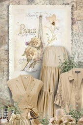 12/12 beige Paris