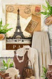 Earth tones & early spring