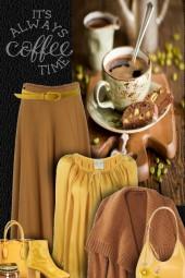 coffee & honey