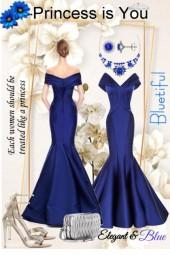 Elegant & Blue