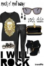 Rock MQueen