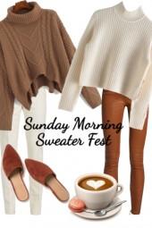 Sweater Morning