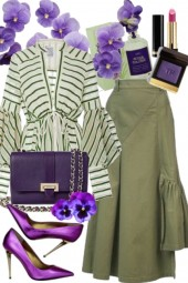 Pansy Purple