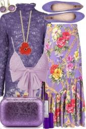 I Dream in Purple