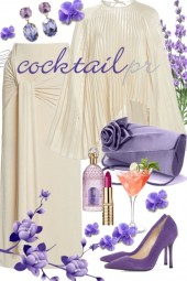 Lilacs and Cocktails