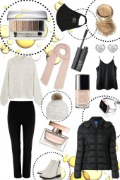 Winter 2021 - today's outfit - 31 Jan