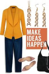 Spring 2021 - make ideas happen