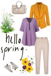 Spring 2021 - hello spring!