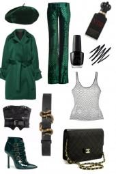Slythern Look 2