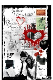 love me tenderly...