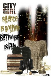 silence is golden but noise is fun