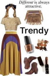 Aquarius Summer Outfit