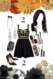 (Y/N)'s outfit B to the twilight premiere