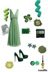 Zeleno:)