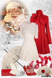 Red-White Christmas
