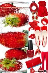 strawberry x