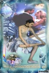 Ballerina thoughtful!
