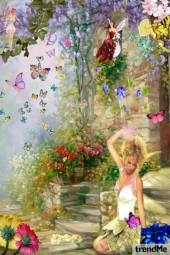 A beautiful fairy fairyland!