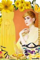 žuta fantazija