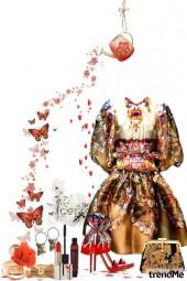 Ples metulja