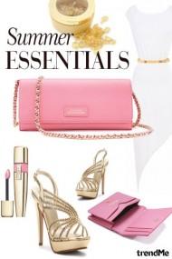 Summer Essentials ♥ Summer Fashion Accessories