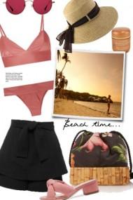 Beach Time Baby