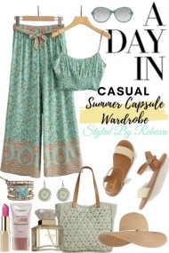 A Day For Casual Style