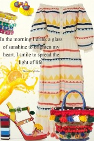 Drink a glass of Sunshine
