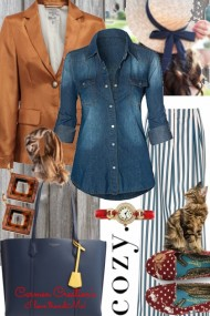 Journi's Cozy At Home Outfit