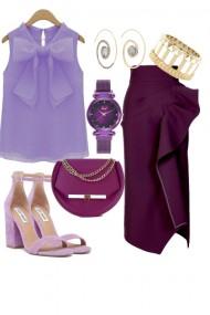 № 12  violet