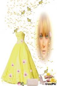 Like a princess